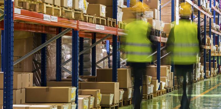 Logiciel de gestion d'entrepôt